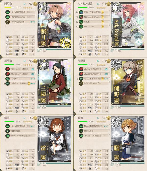 艦これ e2 攻略
